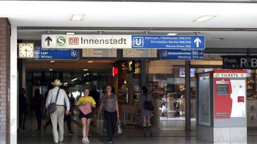 """Bochum: Mann schießt Foto vom Hauptbahnhof – der Anblick macht fassungslos: """"Eine Schande"""""""