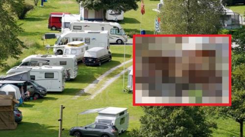 Urlaub auf dem Campingplatz: Multi-Millionen-Wohnwagen! Du glaubst nicht, es darin gibt