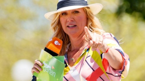 """""""Fernsehgarten"""": ZDF fällt Entscheidung für Sonntag – auch Andrea Kiewel betroffen"""