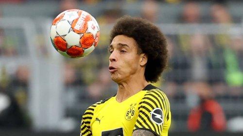 """Borussia Dortmund: Axel Witsel teilt ordentlich gegen SIE aus – """"Nicht vorstellbar"""""""