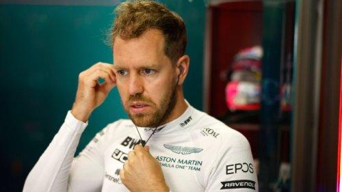 Sebastian Vettel: Bruchlandung bei Aston Martin – Experte hat düsteren Verdacht