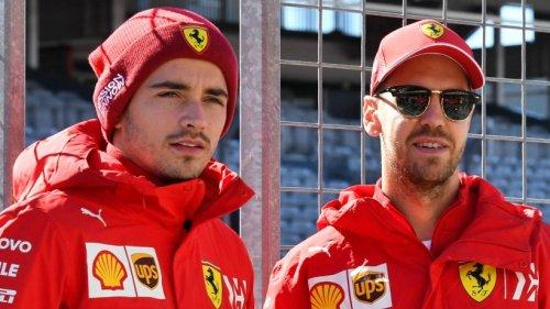 Formel 1: Charles Leclerc klärt auf – SO stand es zwischen ihm und Sebastian Vettel wirklich