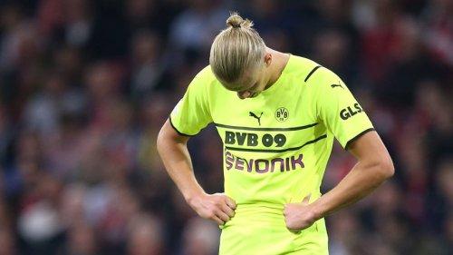 Arminia Bielefeld – Borussia Dortmund im Live-Ticker: Neue Details über Haaland-Verletzung