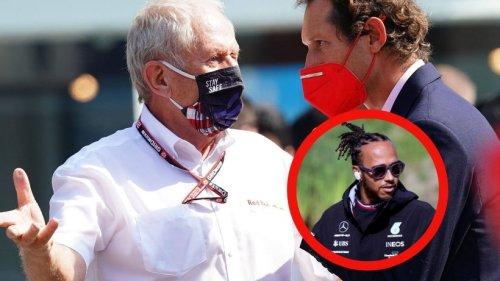 """Formel 1: Teamchef attackiert Lewis Hamilton – """"Dann wird eine Show abgezogen"""""""