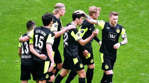 Borussia Dortmund: Nach Wirbel um Sondertrikot! BVB mit guten Nachrichten für seine Fans
