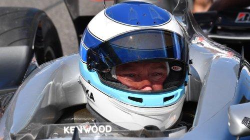 Formel 1-Legende kündigt Rückkehr auf der Rennstrecke an!