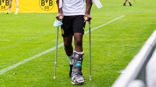Borussia Dortmund: Heftiger Rückschlag! BVB-Youngster muss bittere Nachricht verkraften