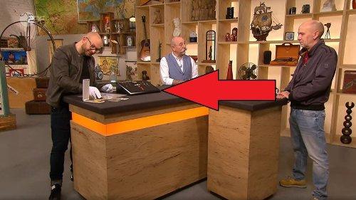 """""""Bares für Rares"""": Mann will Sport-Schatz verkaufen – sein Vorbesitzer ist kein Unbekannter"""