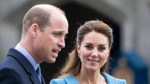 Kate Middleton und Prinz William: Süße Nachricht – jetzt macht es das Paar öffentlich