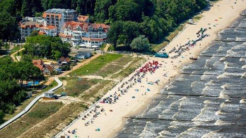 """Urlaub an der Ostsee: Heftige Diskussion über Verhalten von Menschen am Strand – """"Wenn das jeder machen würde"""""""