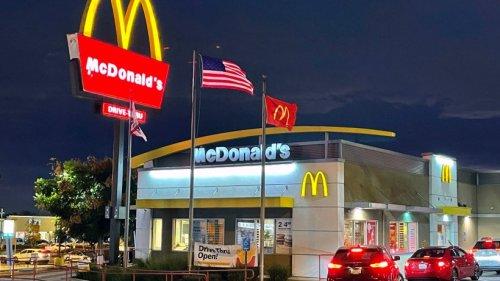 McDonalds: Furchtbare Tragödie! Mann im Drive-in von eigenem Auto zerquetscht