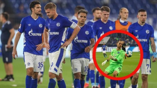 FC Schalke 04 verzweifelt am Karlsruher SC: DIESE strittige Szene sorgt für Diskussionsstoff