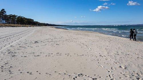 """Urlaub an der Ostsee: Frau macht irre Entdeckung am Strand – """"schon etwas ekelig"""""""