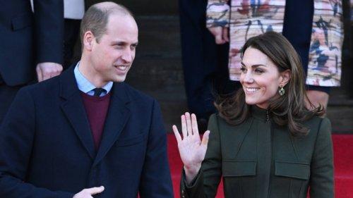 """Kate Middleton und Prinz William: Überraschend! Sie gehen jetzt DIESEN Schritt – """"Besser spät als nie"""""""
