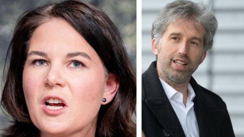 """Annalena Baerbock: Werfen die Grünen Boris Palmer jetzt aus der Partei? """"Rassistisch und abstoßend"""""""