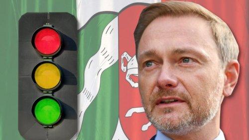 NRW: Christian Lindner droht der CDU – wechselt die FDP auch hier die Seiten?