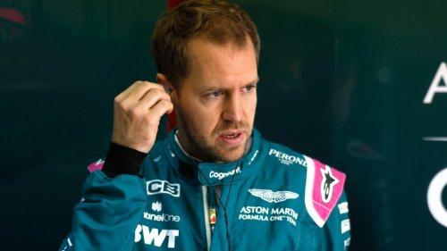 Sebastian Vettel droht ein dramatisches Ende! Zukunft ungewiss