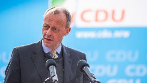 Friedrich Merz kurz vor Comeback im Bundestag – aber DAMIT löst er neue Empörung aus