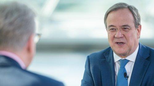 """Armin Laschet (CDU) wird im ZDF gefragt, was alle wissen wollen – seine Antwort macht viele wütend: """"Pfui!"""""""