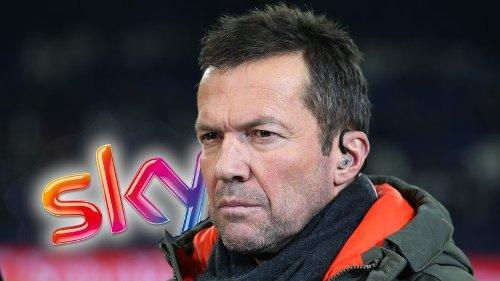 Sky: Experten-Hammer nach CL-Aus! Lothar Matthäus vor Wechsel