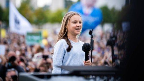 Greta Thunberg: Überraschende Aufnahme aufgetaucht! So hast du die Klimaaktivistin noch nie gesehen