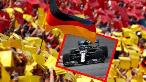 Formel 1: Hammer! Deutsche Fans dürfen jubeln