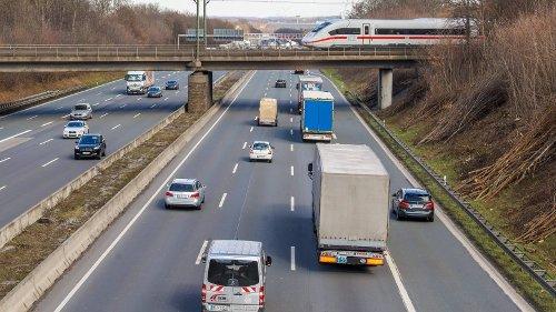 """A1, A3, A4 und A45 in NRW: """"Die Älteren erinnern sich"""" – auf Autobahnen wird etwas erwartet, was es lange nicht mehr gab"""