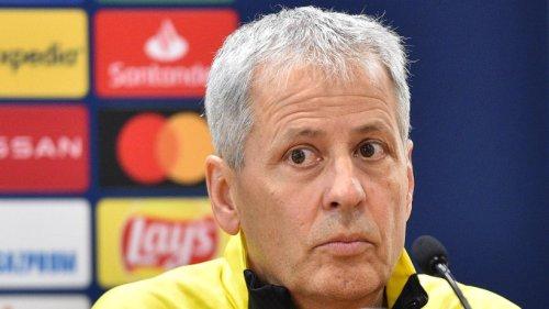 Comeback nach fast einem Jahr? Ex-BVB-Trainer Lucien Favre soll ausgerechnet HIER auf dem Zettel stehen