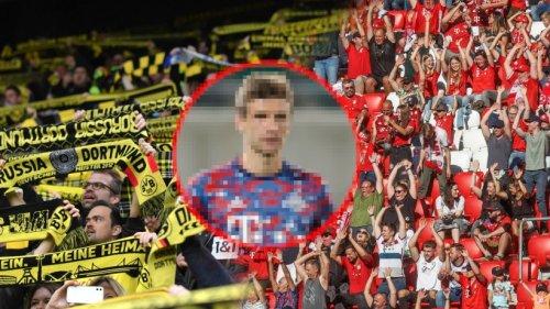 Borussia Dortmund: Ist das zu glauben? Bayern-Star zeigt sich auf einmal in BVB-Farben