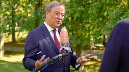 Armin Laschet (CDU) wird im ZDF gefragt, was alle wissen wollen – seine Antwort macht viele wütend