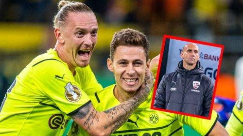 Borussia Dortmund: BVB-Matchwinner feiert Sieg – plötzlich hört er DAS