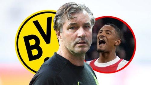 Hat Borussia Dortmund diesen Ex-Bundesliga-Star im Visier? Trainer macht dem BVB jetzt eine deutliche Ansage