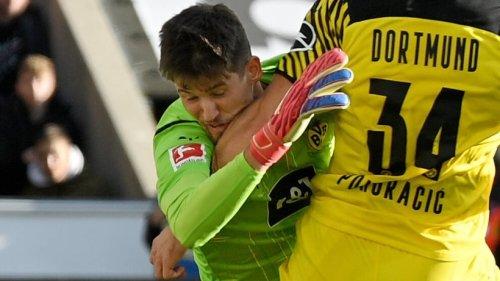 Borussia Dortmund: Jetzt auch noch Gregor Kobel! BVB-Seuche findet kein Ende – wird DAS zum zusätzlichen Problem?