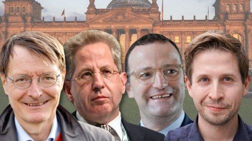Bundestagswahl: Lauterbach, Merz, Spahn, Maaßen, Kühnert – so gingen die spannendsten Wahlkreise aus