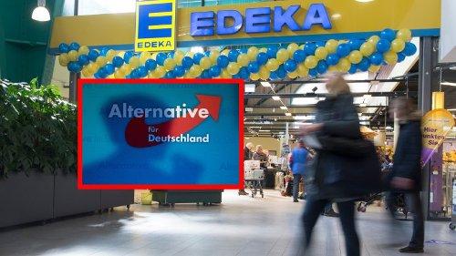 Edeka: AfD-Politiker fordern Supermarkt-Boykott – Gurnd ist dieser Facebook-Beitrag