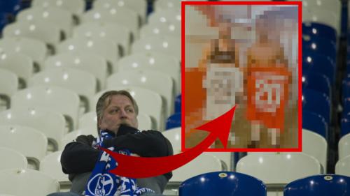 """FC Schalke 04: Bei diesem Anblick werden die Fans sentimental – """"Halte meine Tränen zurück"""""""