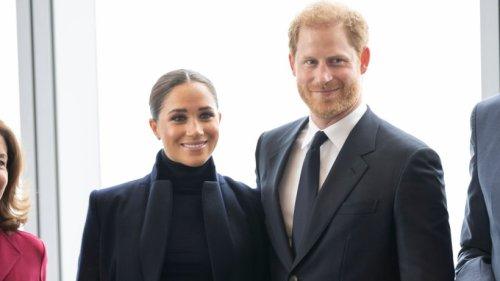 Meghan Markle und Prinz Harry: Erwischt! Feuchtfröhlicher Abend – die Kinder blieben zu Hause