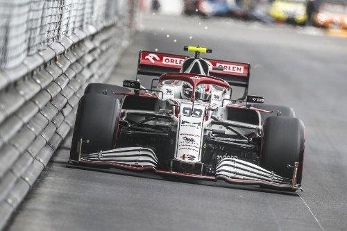 Giovinazzi: mejor que Räikkönen