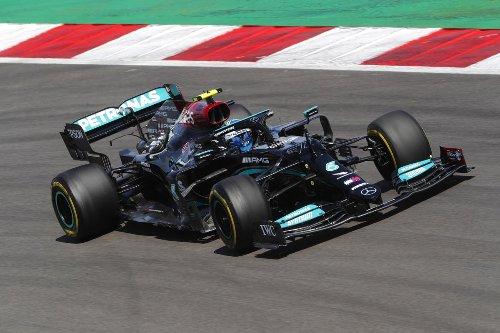 Mercedes gana el GP de Portugal 2021 y se le lleva todo