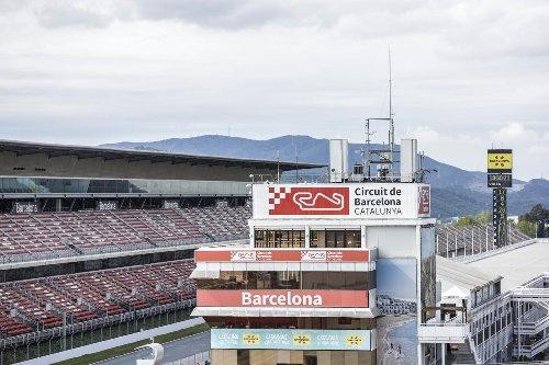 Cambios en el Circuit de Barcelona