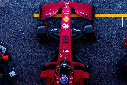 Leclerc hace la pole en Mónaco al estilo Schumacher