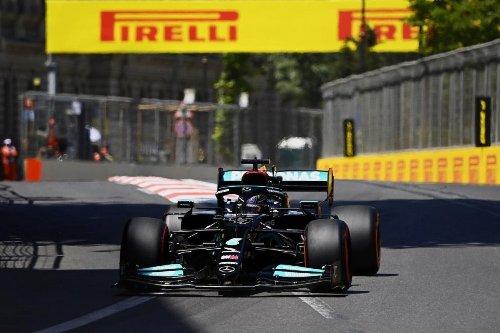 Pirelli, el señalado del GP de Bakú