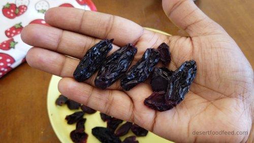 Homemade Black Raisins   Kismis