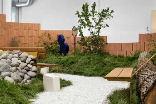 Note Design Studio Creates Sustainable Immersive Experience in Milan for Vestre