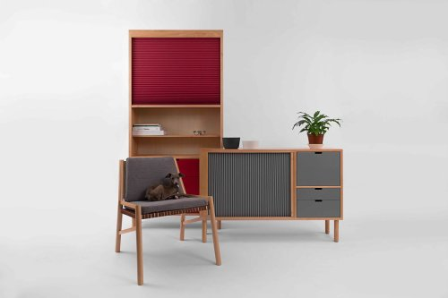A Collection of Furniture Built for Multifunctional Spaces