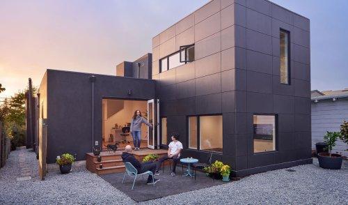F5: Architect Rudabeh Pakravan Shares Her Love of White Paper Models + More