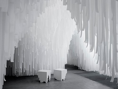 Milan 2015: Snarkitecture Collaborates with COS on Installation