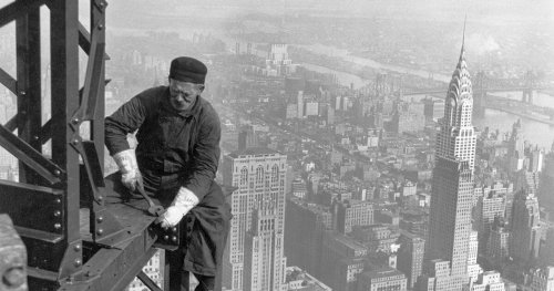 a timeline of new york's tallest buildings, from a wooden observatory to one WTC