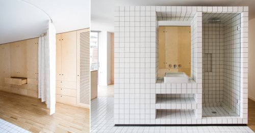 BURR transforms a 1970s apartment into an experimental dwelling in madrid