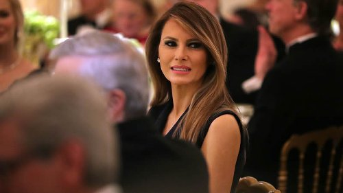 Melania Trump Is 'Happy And Relaxed' After Fleeing D.C., Reportedly Visits Spa Multiple Times A Day As Donald Plots Next Political Move